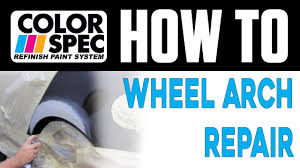 How To Series Wheel Arch Repair Youtube