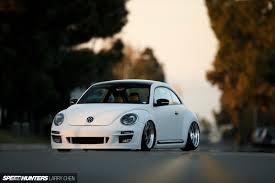 stanced volkswagen beetle larry chen speedhunters rotiform vw beetle 3 speedhunters