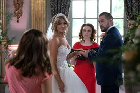 wedding in connor crashes aidan connor and price s wedding in new
