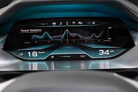Audi E Tron Interior Audi Q6 E Tron Shows Off Future Interior Design