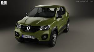 renault climber colours 360 view of renault kwid 2016 3d model hum3d store