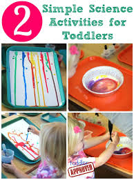 toddler approved 2 simple science activities for toddlers