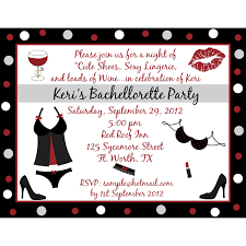 photo lingerie shower invitations in leopard image