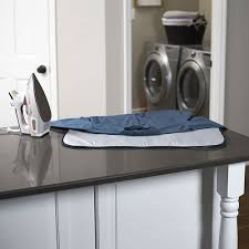 ironing board holder wall mount portable ironing blanket in ironing board covers and accessories