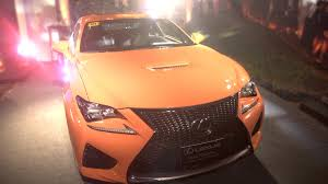 lexus rx 350 review philippines lexus rcf u0026 rc350 philippine launch youtube