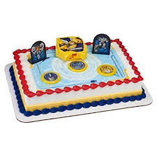 transformer cake toppers transformers autobot battle cake topper national cake supply