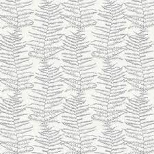 fern tree wallpaper leaf leaves textured embossed white metallic