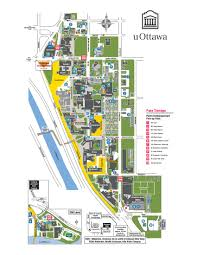 Ccw Map Pdf Maps Facilities University Of Ottawa