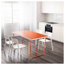 rydebäck table orange backaryd orange 150x78 cm ikea