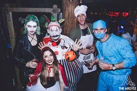 argyle halloween u0027freak show u0027 weekend fri 28th oct 2016 the argyle