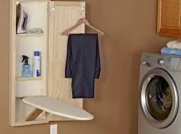 Laundry Room Storage Cabinets Ideas Storage Organization Narrow Laundry Room Featuring 2 Front