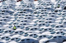 Southampton Port Car Parking Southampton Port Is Set For A Record Export Year With 950 000