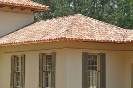 Barrel Tile Roof Clay Tile Roofing Projects In Orlando Premier Roofing