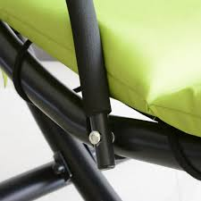 Swinging Lounge Chair Hanging Helicopter Dream Lounger Chair Stand Swing Hammock Canopy