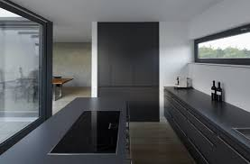 schwarze küche 21 elegante design ideen