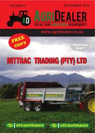 agridealer september 2014 by agri dealer issuu