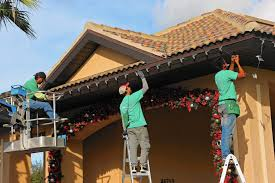 Professional Decorators by Holiday Light Installers Deck The Halls Rake In Cash Orlando
