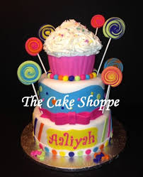 candy themed cake cake by the cake shoppe cakesdecor
