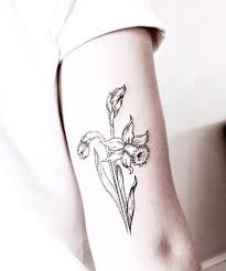 botanical tattoos flower tattoos and plant tattoos