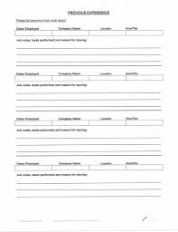 How To Fill A Resume How To Fill Out A Resume Online Resume Ideas