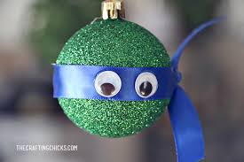 diy turtle ornaments the crafting