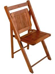 Folding Chairs Early Wood Slat Folding Chairs Set Of 4 For Sale At 1stdibs
