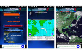 Best Map App The Best Ios Android Hurricane Tracker Apps In 2016 Zdnet