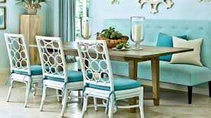 dining room seating ideas seaside design coastal living youtube