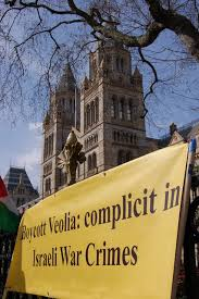 veolia siege social dump veolia protest at the history museum