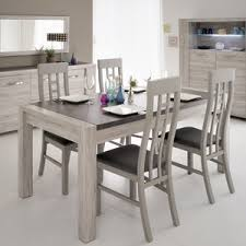 Grey Dining Table And Chairs Impressive Design Grey Dining Table Gray Wood Wash