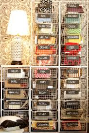 92 best fabric storage images on pinterest sewing tips fabric