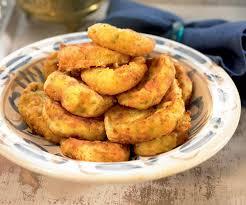 cuisiner la pomme recette facile beignets de pomme de terre