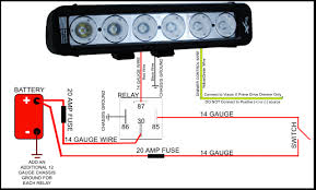 led light bar wiring harness diagram universal wiring harness for