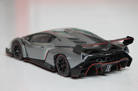 future lamborghini veneno review 1 18 lamborghini veneno by kyosho ousia grey with red