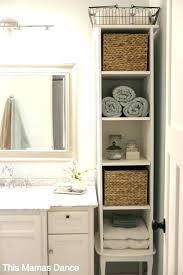 Towel Storage In Small Bathroom Towel Storage For Bathroom Bathroom Storage Ideas Best Bathroom