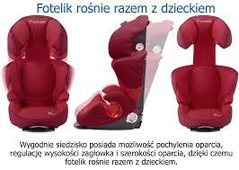 fotelik maxi cosi rodi airprotect ap 15 36 kg robin