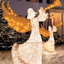 Christmas Decorations Outdoor Animated by Christmas Lights To Create Lit Pond Effect Led Outdoor Outdoor