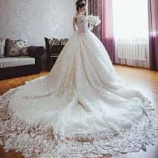 famous designer 2015 fall wedding dresses with long sleeves