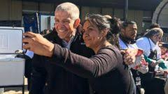 mattress mack feeds thousands in houston at absolutely