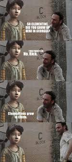 Walking Dead Rick Meme - anti walking dad jokes sorry not sorry album on imgur