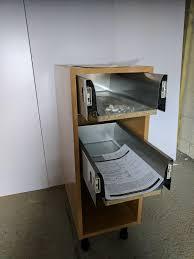 18mm kitchen oak effect cabinet 300mm w 2x cooke u0026 lewis soft
