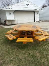 9 best picnic table images on pinterest furniture diy and