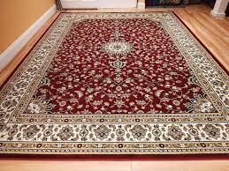 6 X 8 Area Rugs Large 5x8 Beige Black Isfahan Area Rug