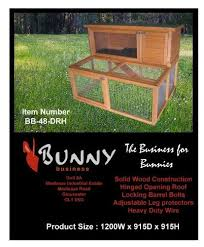 4ft Rabbit Hutch With Run Bunny Business Drop Hutch And Run Rabbit Guinea Hutches 4 Ft