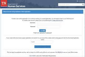 tn food stamps online application foodfash co