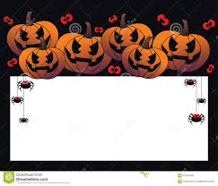 happy halloween free clip art happy halloween header or invitation card stock vector image
