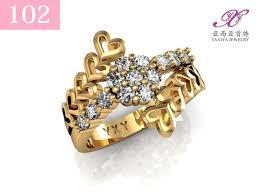 cincin lapis emas jual yaxiya jewelry 102 cincin lapis emas permata yaxiya jewelry