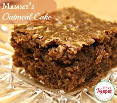 mammy u0027s oatmeal cake with coconut frosting recipe it is a keeper