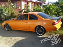 Toyota Corolla 1994 Modified Toyota Levin Gt Z Picture 14 Reviews News Specs Buy Car