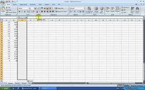 Bell Curve Excel Template Draw Normal Curve With Excel Avi